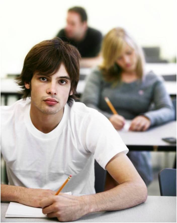 アメリカ式の勉強法
