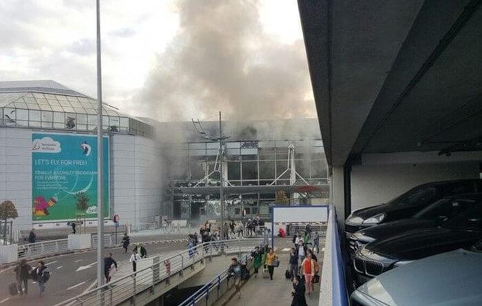 ベルギー同時多発テロ