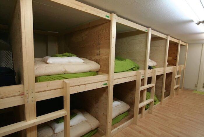 airbnbシェアルーム