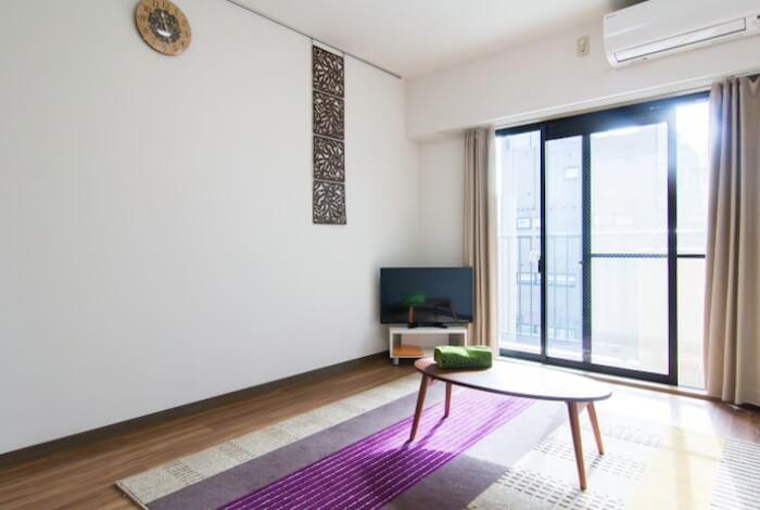 airbnb貸切
