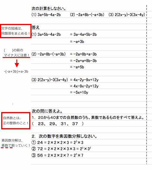 【実践編】成績アップに欠かせない!勉強ができる生徒の授業ノートの取り方 良い例